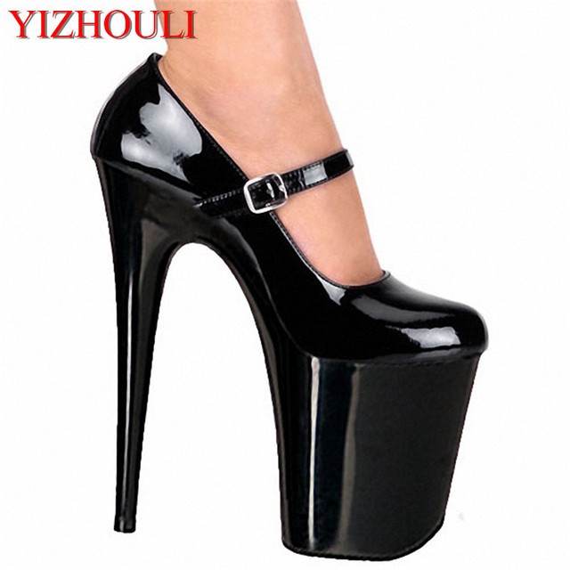 23dc1f3a08bb sexy high heels wedding shoes 20cm high heel shoes sexy women dance shoes  Platforms Pumps shoes-in Women s Pumps from Shoes on Aliexpress.com