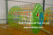 Hot sale aqua durable inflatable water roller