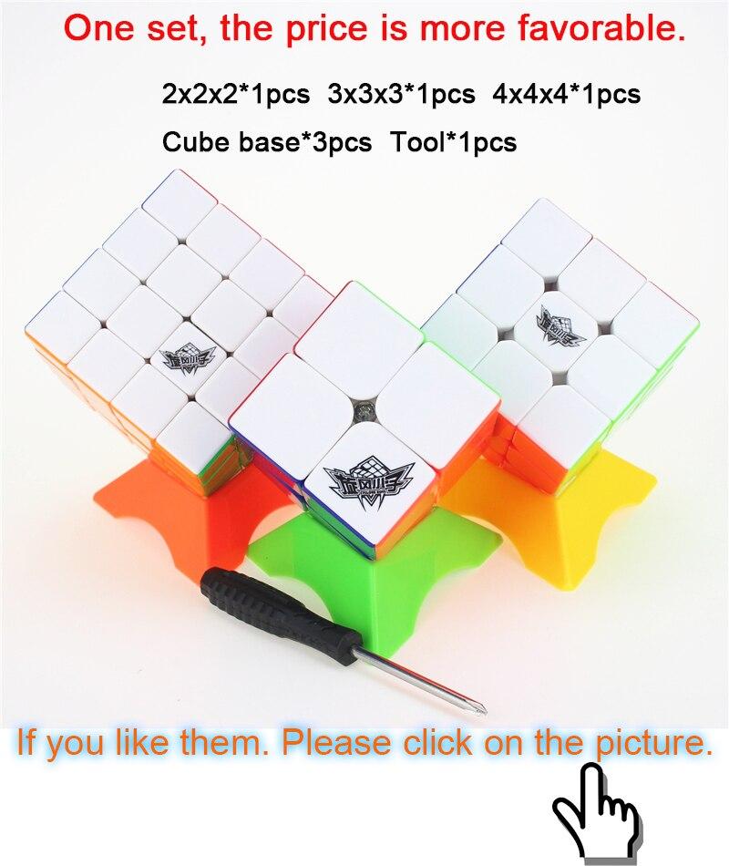 4x4x4 ciclón Niños cubo mágico cubos velocidad cubo cuadrado ...