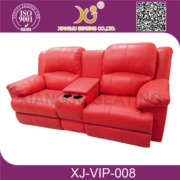 Xiangju Ultra Strong Recliner Cinema Furniture Sofa Electric
