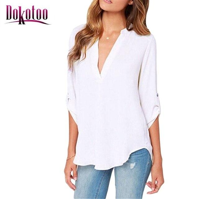chiffon blouse wit