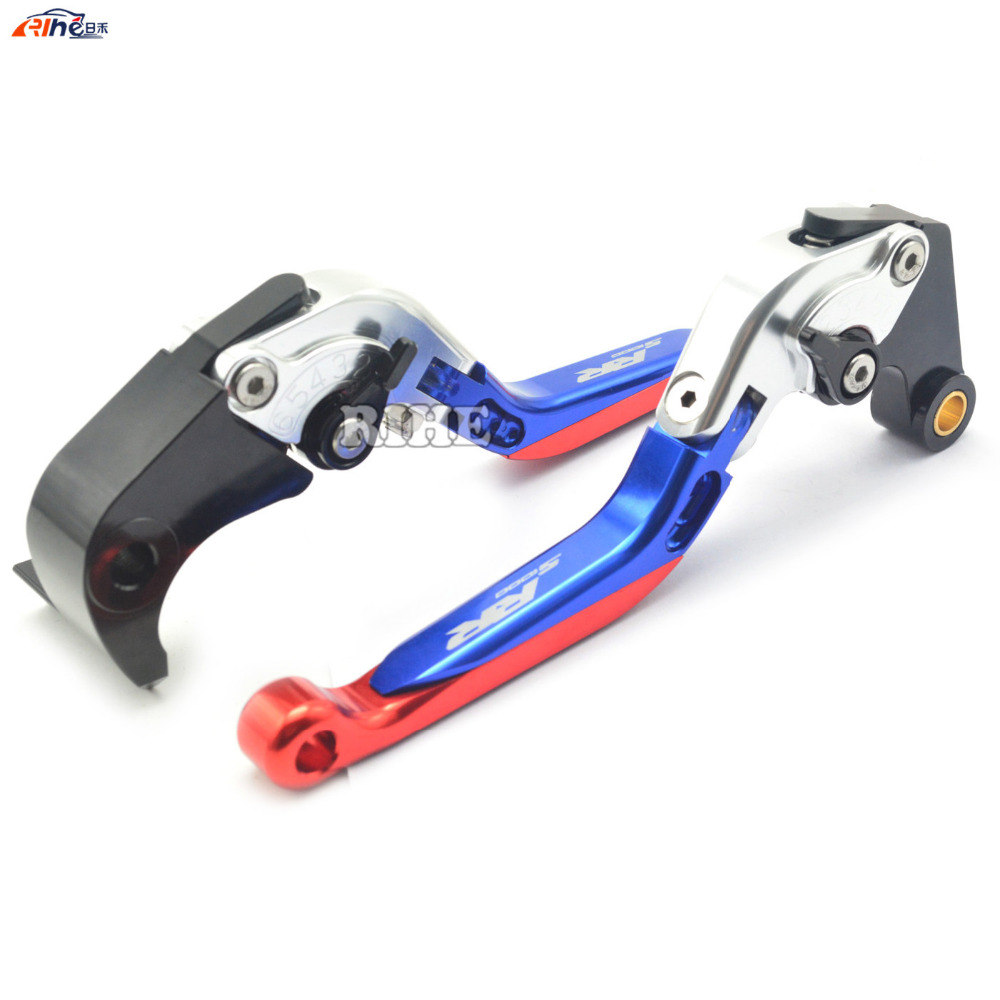 ФОТО 2016 new style CNC Aluminum Motorcycle adjuster Brake Clutch Lever For BMW S1000RR S1000 RR 2010 2011 2012 2013 2014