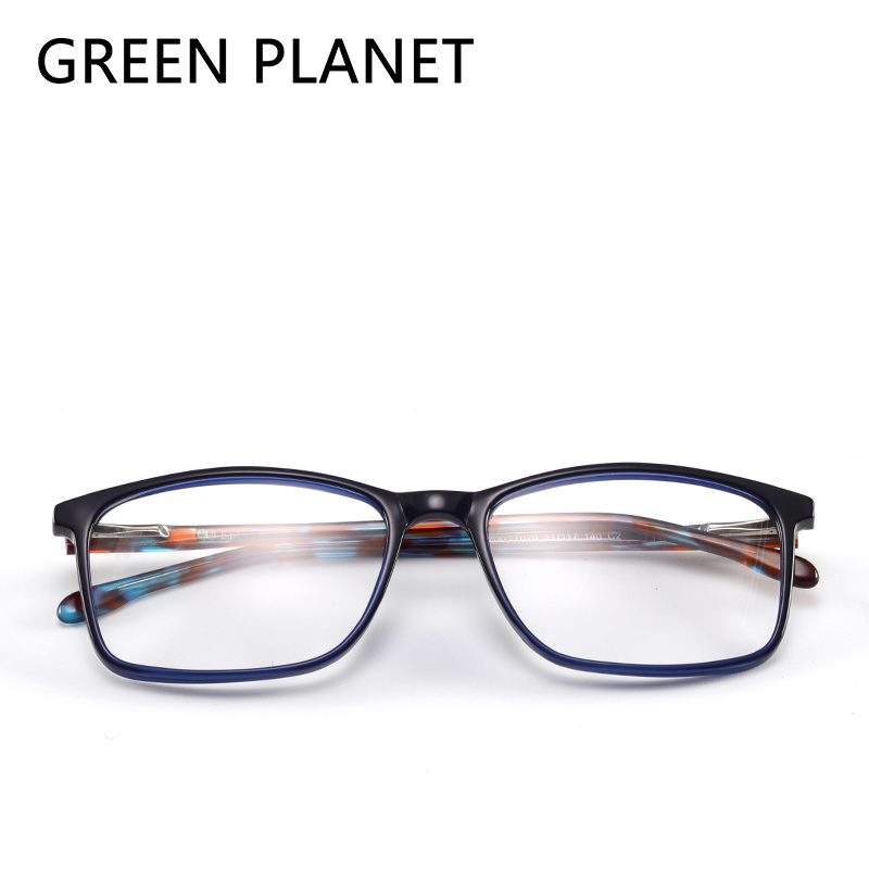 Men Grade Transparent Eyewear Frame Sight Myopia Computer Nouvement Brand Designer Slingshot Hinge Eye Glasses#CX-17020