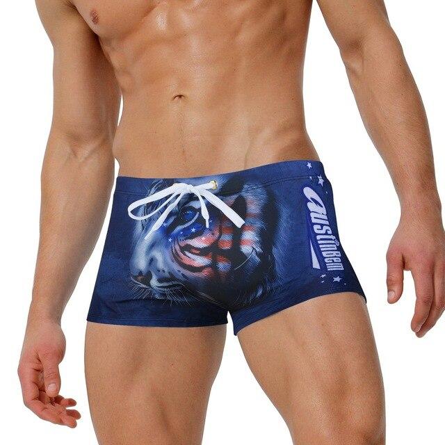 77c9706cae Austinbem Swimwear Men Swimming Trunks Mens Bathing Shorts Gay Swimsuit  Arena Swimwear Men Briefs Zwembroek Heren Sunga 229
