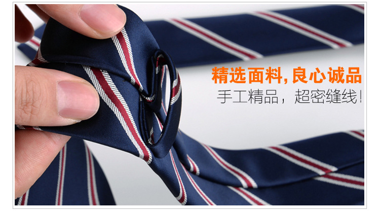 6cm krawatten für männer dünne krawatte hochzeitskleid krawatte - Bekleidungszubehör - Foto 4
