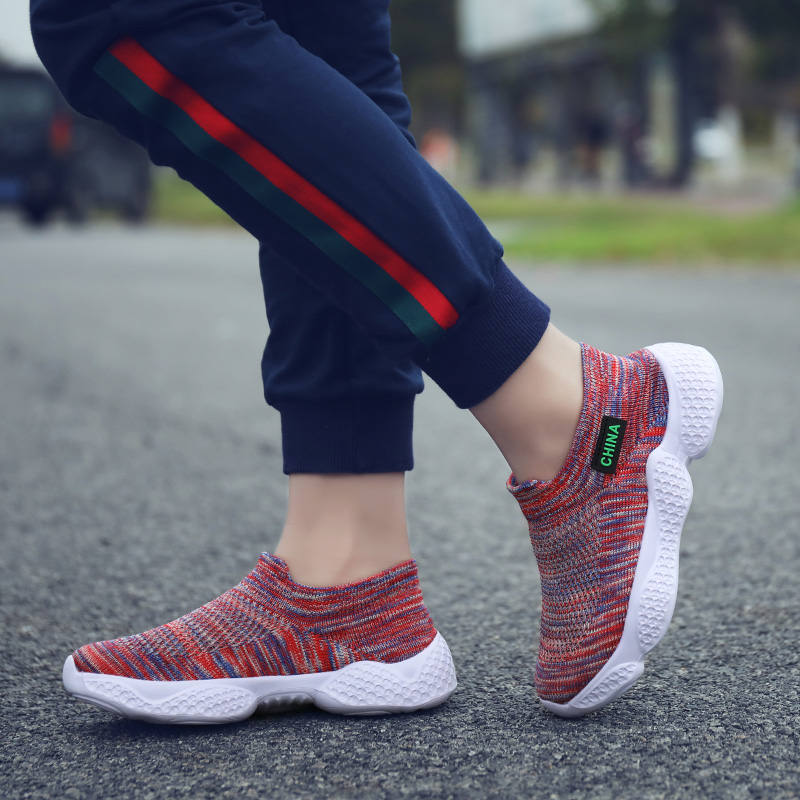 Boys Shoes 2019 New Spring Mesh Breathable Mesh Shoes Boys Big Children Single Net Summer Children's Sports Shoes