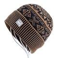 2017 Classic Marca hombres Sombrero de lana Skullies Gorros Sombreros de Invierno para las mujeres Que Hacen Punto Gorros Casquillo de Hip-Hop hombres casquette capó tapas