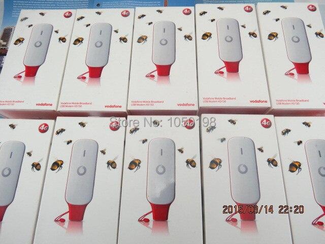 Unlocked Vodafone K5150 150Mbps Cat4 4G LTE FDD Modem USB Stick Dongle Mobile Broadband PK Huawei E392 E398 E3276 K5005 huawei k5150 обзор