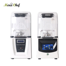 1800W BPA Free 1.5L Blender Juicer Commercial Professional Power Blender Mixer Juicer Smoothie Food Processor Japan Blade a7400 2800w bpa free 3hp 3 9l heavy duty commercial blender professional power blender mixer juicer food processor japan blade