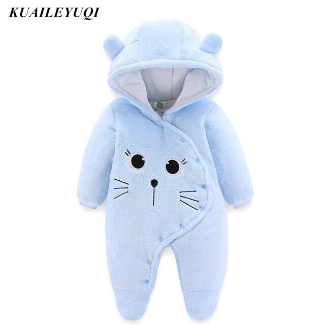 8e770bafb635 Fashion 2018 new born spring baby coat Cashmere baby pajamas for ...