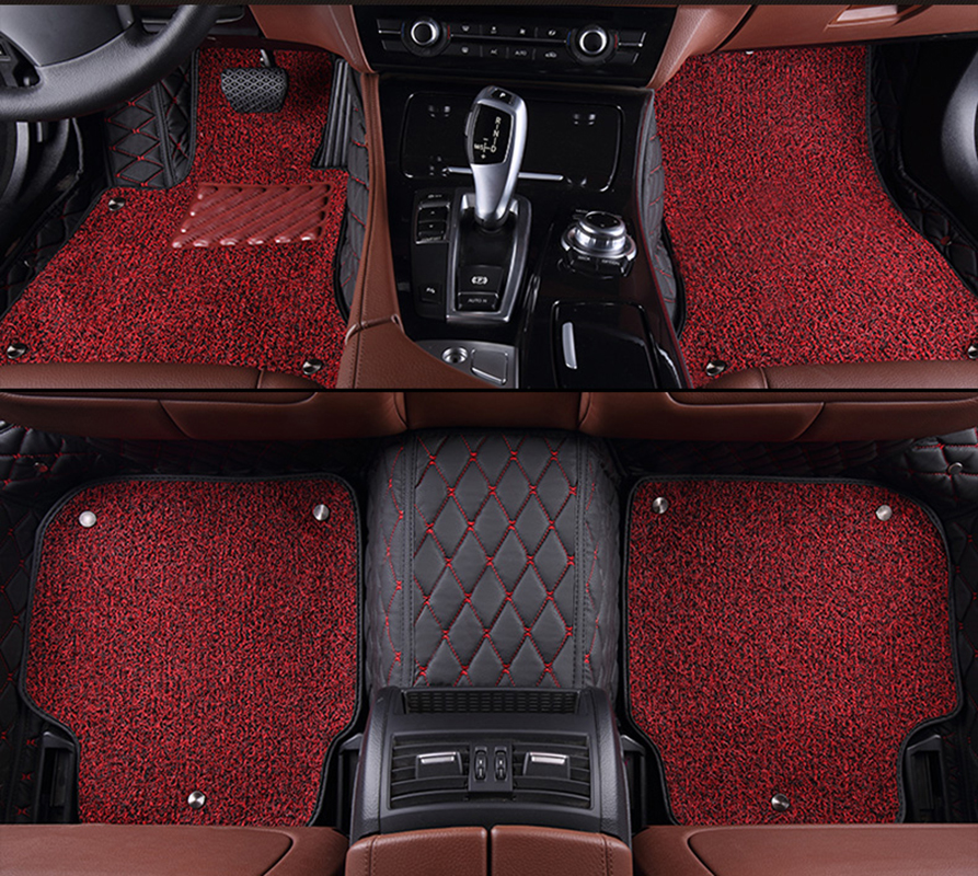 Jaguar Xf Awd For Sale: Kalaisike Custom Car Floor Mats For Jaguar All Models XF