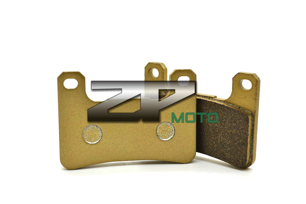 For KAWASAKI ZX10R ABS  (ZX 1000 KBF/KCF/KDF/KEF) 2011-2014 2012 2013 Front Kevlar Brake Pads OEM New High Quality 2002 2011 husqvarna sms 125 2t kevlar carbon front