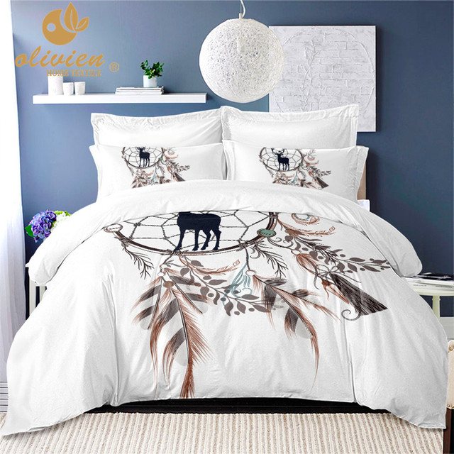 Dream Catcher Comforter Simple Dream Catcher Comforter Bedding Sets Animal Duvet Cover Queen