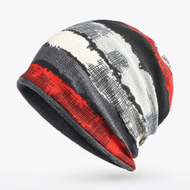 Winter neck sets of hat multi-functional men and women stripes plus cashmere warm fashion head hat 0232 ajit kumar singh manish kumar and suneeta yadav characterization of flaxseed for development of functional cookies