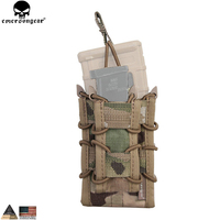Emersongear Bullet Ammo Holder Box Paintball Airsoft Tactical Shotgun Bullet Bag Portable Outdoor Hunting Accessory