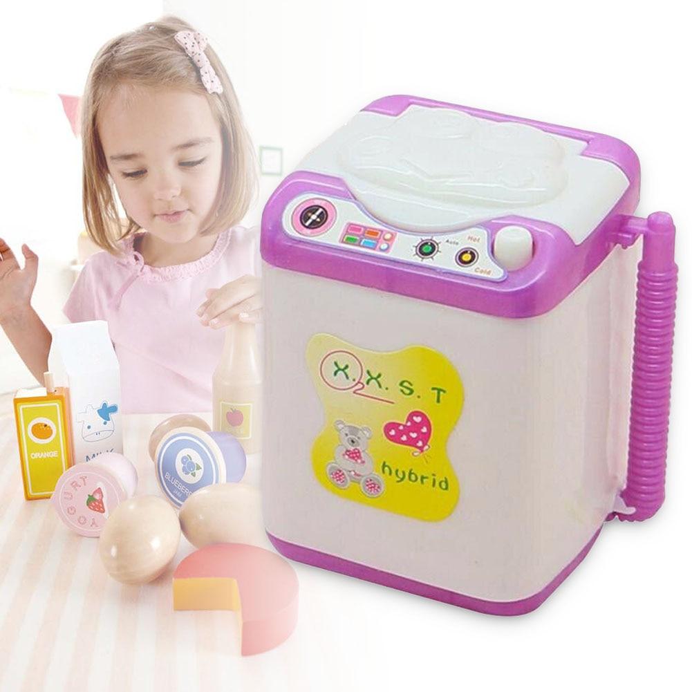 Kids Washing Machine Pre School Play Toy Washer Washing Beauty Sponges Random Color 998Kids Washing Machine Pre School Play Toy Washer Washing Beauty Sponges Random Color 998