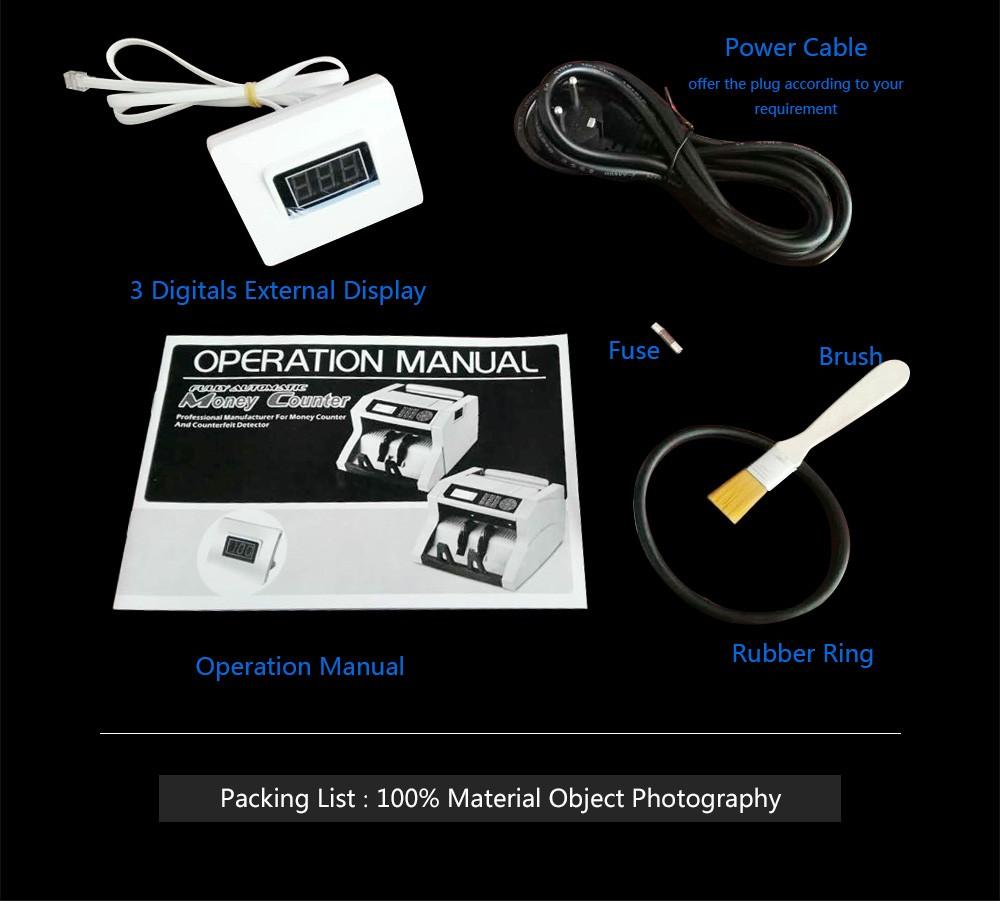 Купить Новый Дизайн ЖК-Дисплей Билл Счетчик УФ + MG + MT + IR + ДД Обнаружения DMS-1480T Специально для Нескольких-Наличная валюта Счетчик Счетная Машина дешево