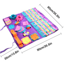Dogs Puzzle Training Mat