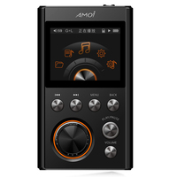 AMOI X10 MP3 Player Upgraded Version HIFI Lossless DSD Music Player MP3 Sports Walkman