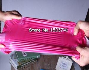 Image 3 - 100 шт., конверт розового цвета/Сумка для почтовых отправлений/стандартная Экспресс сумка 17*30 см/25*35 см