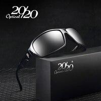20 20 Brand Classic Sunglasses Men Polarized Glasses Driving Luxury Metal Accessories Sun Glasses For Men