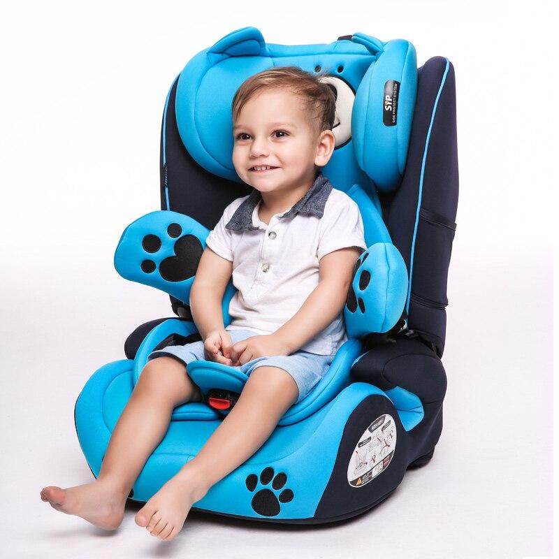 9 mois-12 ans bébé enfant siège de sécurité bébé siège auto Cec3c Double Certification