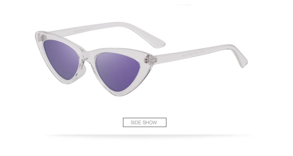 HTB1QweilLNNTKJjSspeq6ySwpXa5 - Winla Fashion Design Cat Eye Sunglasses Women Sun Glasses Mirror Gradient Lens Retro Gafas Eyewear Oculos de sol UV400 WL1127