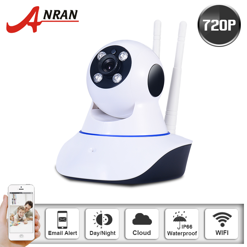 ФОТО P2P 720P IP Camera Wireless Mini CCTV Camera Baby Monitor Security Surveillance Camera WIFI With Remote Viewing & SD Card Slot
