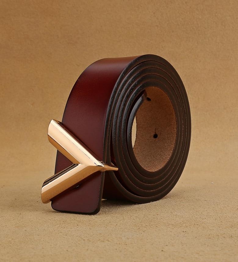 New Designer Luxury Belt High Quality  Buckle Waist Belts 2.5cm Ladies Fashion Belt Women Belts Gifts For Womens