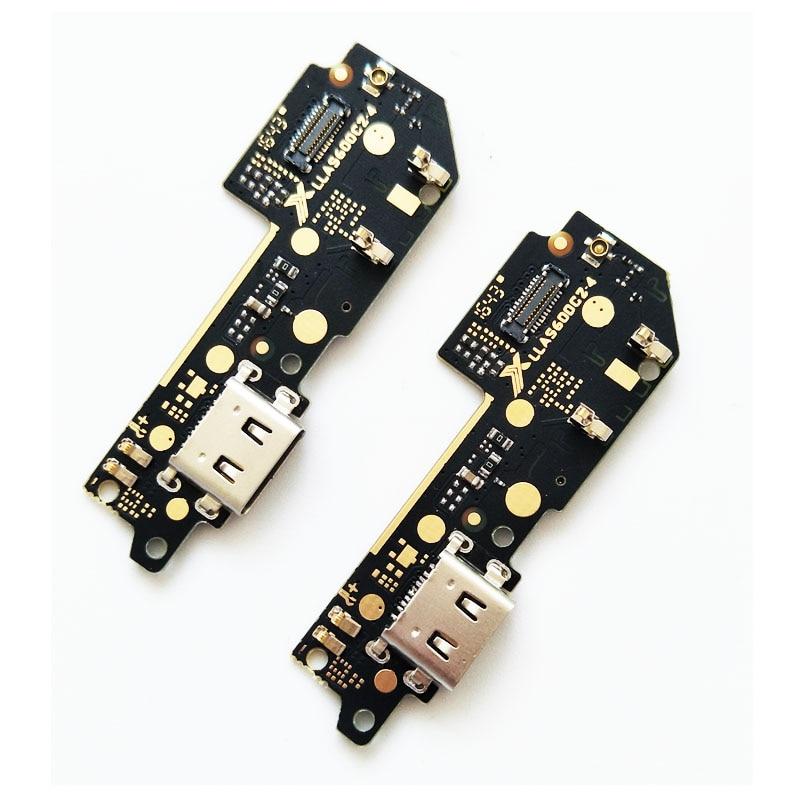 New Original For Motorola Moto M Micro Dock Connector PCB Board USB Charging Port Flex Ribbon Replacement Parts