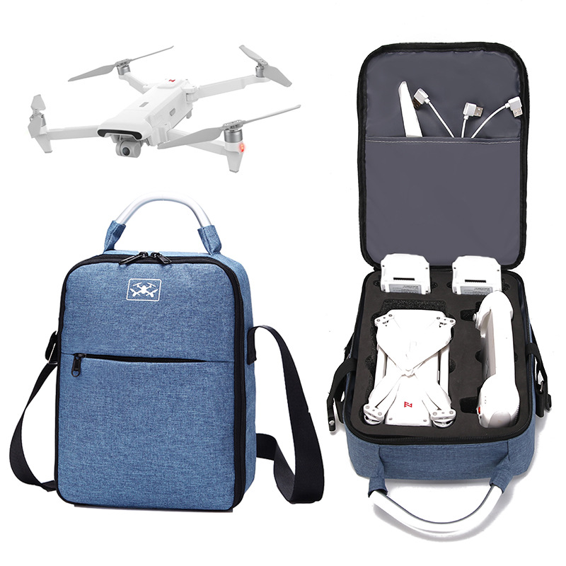 Yoteen Drone Bag Portable Storage Travel Case Carring Shoulder Bag for Xiaomi FIMI X8 SE Handheld Carrying Case Waterproof Bag