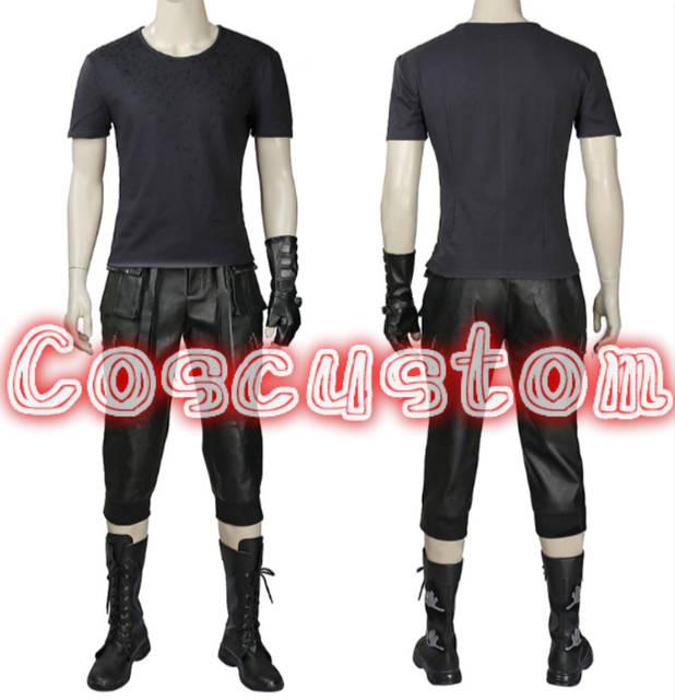 Us 12255 5 Offcoscustom High Quality Final Fantasy Xv Noctis Lucis Caelum Cosplay Costume Popular Game Costume Adult Men Cosplay Costume In Game
