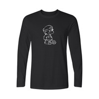 Print Super Mario Tee Shirt Men Funny Autumn Classic Game Characters Tshirt Men Brand Fashion Casual