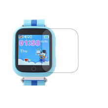 Soft Clear Screen Protector Protective Film Guard For Q750 Q100 Smart Watch GPS Tracker Location Baby Kids Child Safe Smartwatch(China)