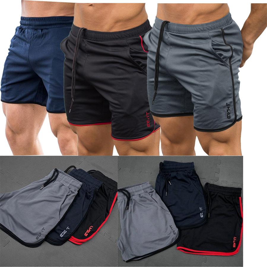 efff84031cc 2019 Mens Tech Fleece Quick Dry Shorts 2018 Summer Lounge Sports ...