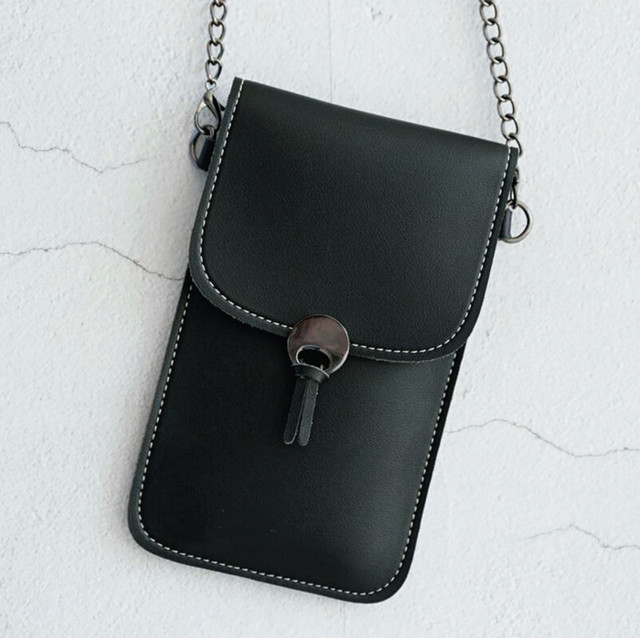 Women Wallets Chain...