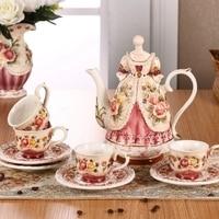 Continental taza de café americano Té Negro té perfumado café Ware cerámica creativa regalo de boda del envío libre