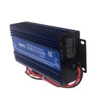 Intelligent MPPT Boost Solar Charge Controller Panel Regulator 48V 72V IP30