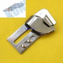Carpeta de costura de regazo, brazo a cuerpo INDUSTRIAL, Unión de 2 agujas, estilo Especial # KP 302H