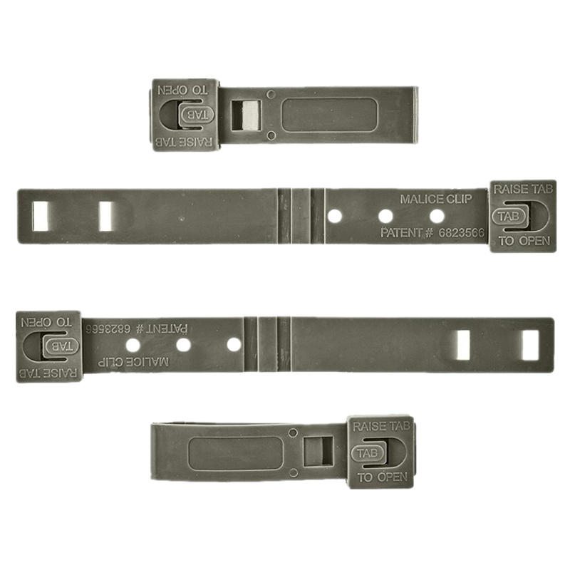 Clip malice for MOLLE System 3