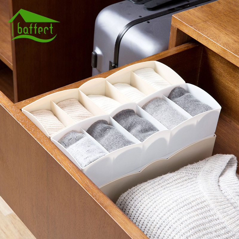 Fashion Underwear Storage Box Cabinets Organize Jewelry Storage Household Debris Finishing Classification Organizer Boxes