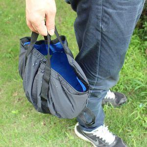 Image 2 - حقيبة محمولة خفيفة للغاية لحوض الغسل والتخييم في الخارج 8.5L للسفر والتنزه والماء