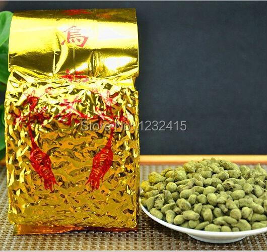 2016 Nova Famosos Premium Orgânica Taiwan Dong ding Ginseng Oolong Wulong chá Verde Alimentos Para A Saúde Perder Peso Livre grátis