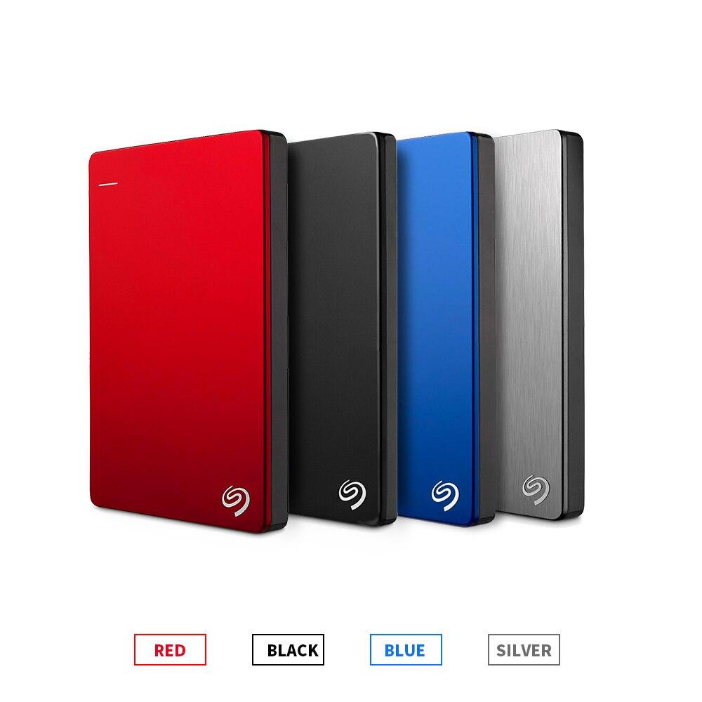 Seagate DISQUE DUR Externe 1 TB Backup Plus Slim USB 3.0 2.5