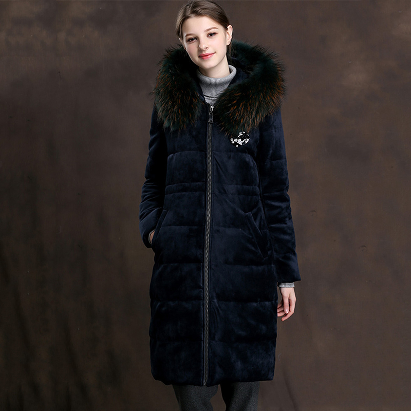 1007028ea14c Detail Feedback Questions about Women Down Jackets 2018 Winter New ...