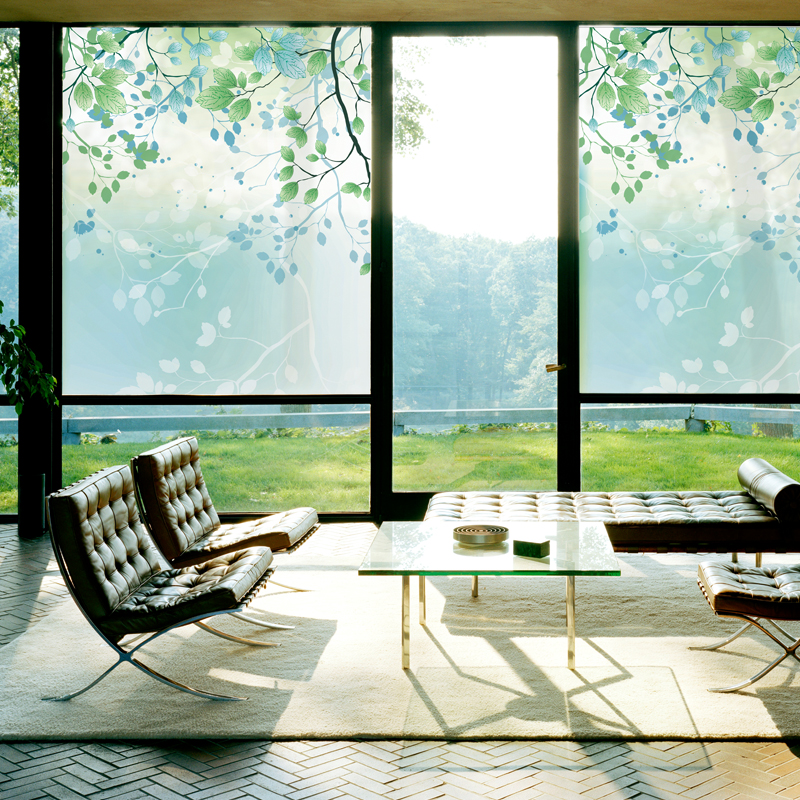 Electrostatic Transparent Window Film