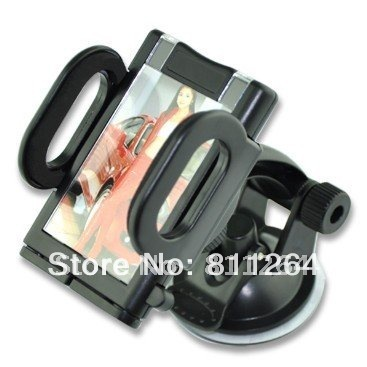 universal Windshield Stand Car Holder For HTC Iphone Samsung Ect. GPS Suction Cup Car Mount