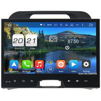 2GB RAM Android 6 0 1 Octa Core 2 Din 10 1 Inch Multimedia Player GPS