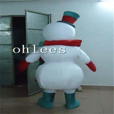 Sneeuwpop met rode hoed 3d effect foto bed linnen kan worden aangepast photo patroon - 3
