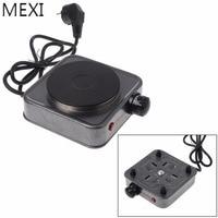 MEXI Mini EU Plug Electric Stove Coffee Heater Plate 500W Multifunctional Home Appliance Kit
